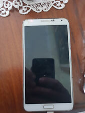 Samsung Galaxy NOTE 3 SM-N9005 32GB Android Bianco 5.7 4G LTE 13 MPX SONY OTTIMO