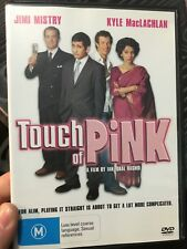 Touch Of Pink region 4 DVD (2004 Kyle MacLachlan comedy movie)