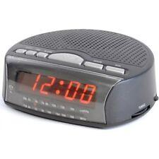 Lloytron Daybreak Travel Alarm Clock Radio Black J2006BK