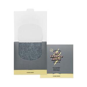[ETUDE HOUSE] Hair Secret Dry Shampoo Sheets - 1pack (30pcs) / Free Gift