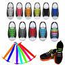 16pcs Silicone Shoelaces Elastic Shoe Laces Special Shoelace Tie For Unisex O8X3
