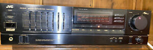 JVC AX-R441 Stereo Integrated Amplifier with 7 Band EQ With Remote TESTED