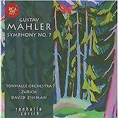 Mahler: Symphony No. 7, , New Hybrid SACD