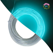 2cm by 12cm With Bend Half Way 4pcs of EL Tape Curved For Tron Costume
