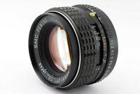 🌠Excellent+++++🌠 PENTAX SMC 50mm f1.4 Manual Focus Lens K Mount from Japan