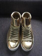 Puma X UNDFTD 24K Gold Mid Sneaker RARE Size 9 NEW