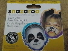 SNAZAROO DIZZY DOG FACE PAINT THEME PACK