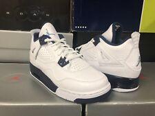 Nike Air Jordan 4 GS Columbia Legend Blue lebron bred db bin yeezy kobe offwhite