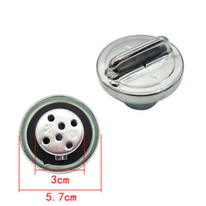 57mm Universal Modified Motorcycle Fuel Gas Tank Cap Cover for Pit Dirt Bike ATV