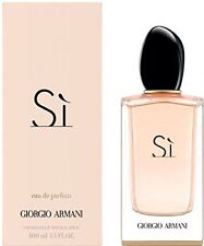 Giorgio Armani SI EDP Spray 100ml Womens Perfume