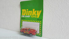 Dinky Toys / Airfix (Hong Kong) - 115 - Chevrolet Camaro Z28 (1/64) Vintage