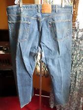 42x29 Actual  FIT True Vtg 90s Levis 501 Buttonfly Mens Denim Jeans  USA