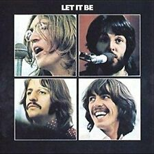 cd musica BEATLES LET IT BE (REMASTERED)