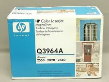 HP Q3964A 122A Imaging Drum LaserJet 2840 Genuine New Sealed Damaged Box