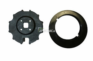 Adapter Für Motor Röhrenförmig Für Schatten 70 MM Oliven Sockel Bild 10X10MM