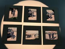T1-51 MILITARY POLICE PHOTO SLIDES - U.S.AIR FORCE IN ITALY? AIR POLICE 1950's?