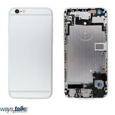 IPHONE 6 Back Cover Rear Housing Equipped without Logo And Text White Silver