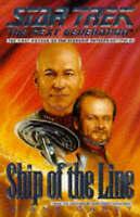 Ship of the Line (Star Trek: The Next Generation), Diane Carey