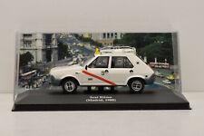 Taxi seat ritmo madrid 1980 ixo 1/43 new in box crystal for altaya