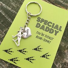 Daddy you're Roar-some! Dinosaur Daddy Father's Day gift