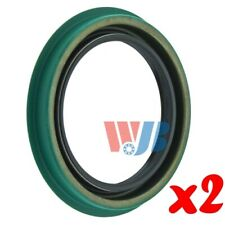 Pair of 2 WJB WS4250 Front or Rear Oil Seal Wheel Seal Interchange 4250