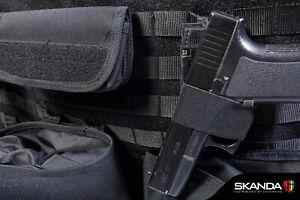 Premium Cordura Ballistic Tactical MOLLE Custom Seat Covers for Chevy Silverado
