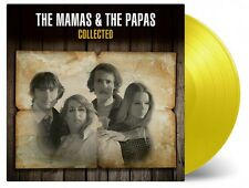 Mamas & Papas - Collected 2x 180g COLOURED vinyl LP IN STOCK Best Greatest Hits