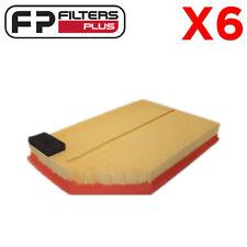 6 x WA5166 Air Filter Volvo S60, S80, V40, V60, XC60, 30748212, 31370161, A1772