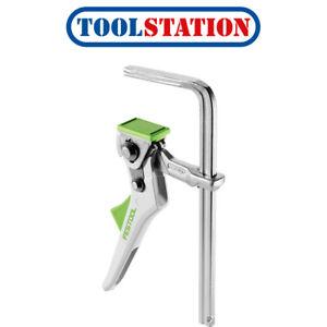 Festool FS-HZ 160 Steel Ratchet Lever Clamp 1 x Clamp