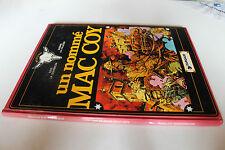 un nommé mac coy dargaud réédition 75