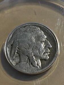 1915-D US Buffalo Nickel Graded G4 by ANACS!!