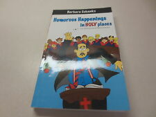 Humorous Happenings in Holy Places by Barbara Eubanks (2005, Paperback) signed