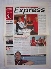 Orig.PRG   AUDI Cup 2009  in München 29.07. - 4 Teams // 1/2 Final`s  !!  SELTEN