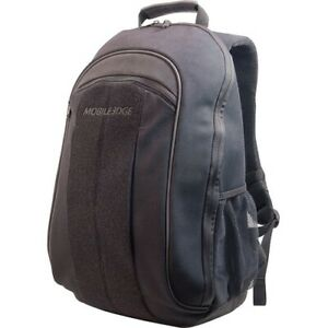 """Mobile Edge Eco Carrying Case (Backpack) for 14"""" Notebook - Black"""