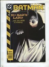 "BATMAN: NO MAN'S LAND #1 - ""PART ONE: VALUES!"" - (9.0) 1999"