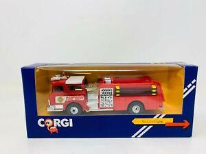 Vintage, Corgi Mack Fire Engine, 1185, 1984
