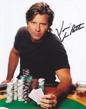 VINCE VAN PATTEN Signed on 8x10 Glossy Color Photo   COA