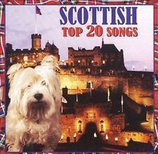 NEW Scottish Top 20 Songs (Audio CD)
