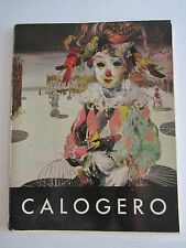 CALOGERO BY WALDEMAR GEORGE - PARIS - ART BOOK - RH-3