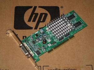 350970-004 HP NVS280 64MB PCI Video Card 398686-001