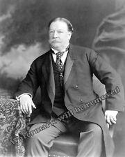 Photograph 27th US President William Howard Taft 1907 8x10