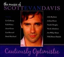 The  Cautiously Optimistic: The Music of Scott Evan Davis [Digipak] by Various A