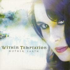WITHIN TEMPTATION Mother Earth MaxiCD 2 Tracks Cardsleeve