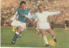 Alfredo di Stefano (Real Madrid) and Just Fontaine (Reims) Soccer Rookie Card