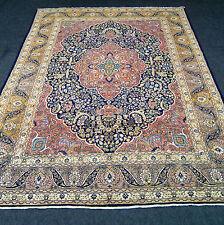 Antiker Orient Teppich 390 x 305 cm Alter Perserteppich Antique Old Carpet Rug