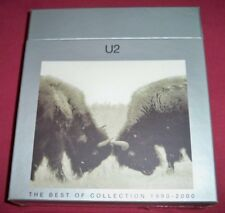 """U2 The Best of Collection 1990-2000, RARE PROMO Box Set 15 x 7"""", 2 x CD - SEALED"""