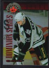 JOE NIEUWENDYK 1997/98 DONRUSS CANADIAN ICE #51 DOMINION STARS SP #121/150