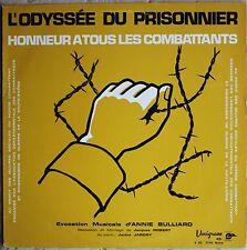 L'ODYSSEE DU PRISONNIER   33T LP
