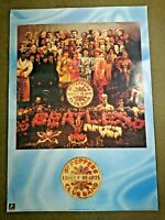 The Beatles Poster Sgt Pepper 1987 Anabas Apple Corps