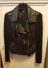 XXI faux leather moto jacket